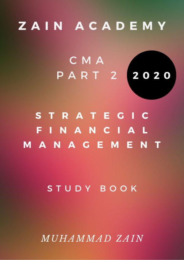 cma part 2 study book 2020