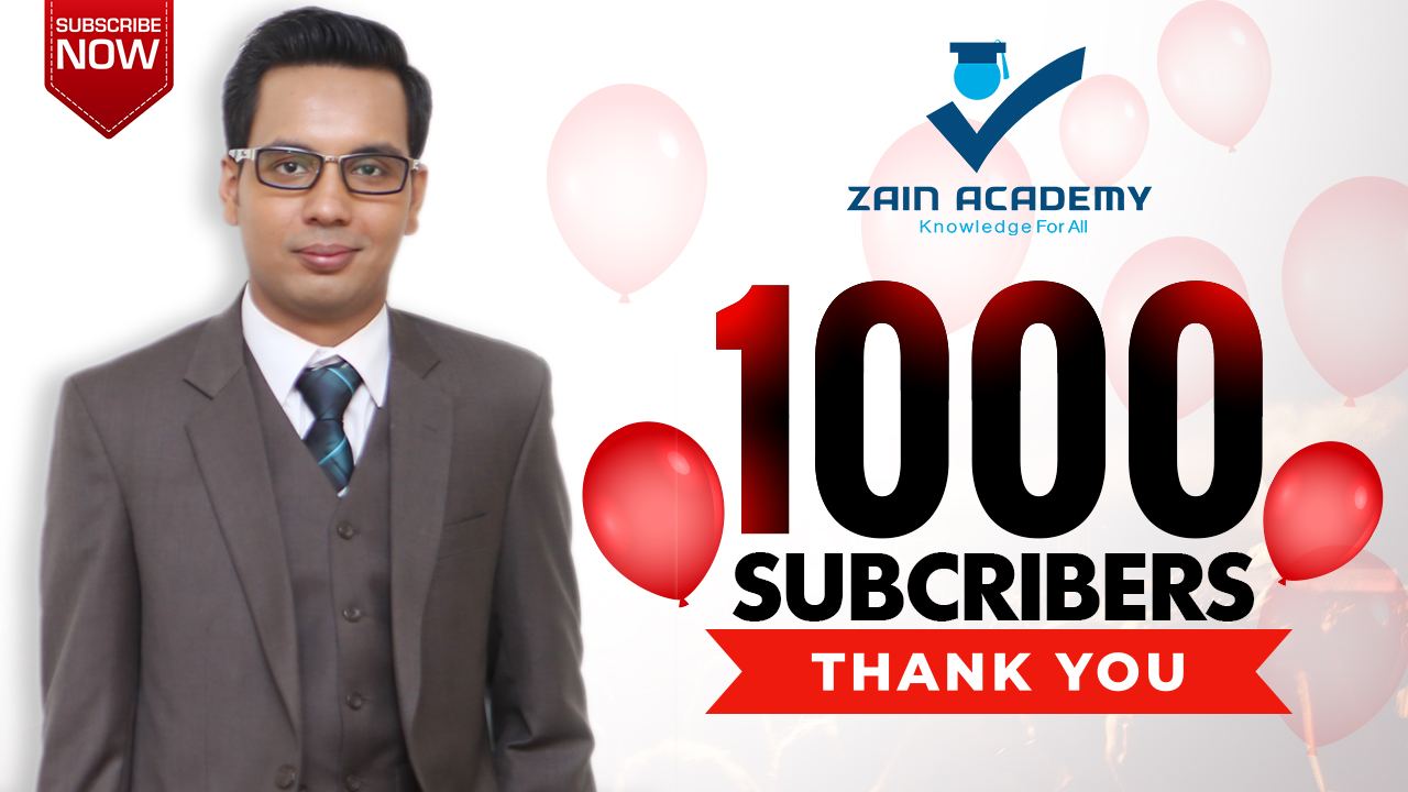 zain academy youtube channel