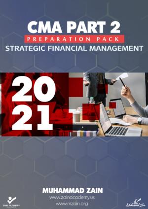 CMA Part 2 Preparation Pack 2021