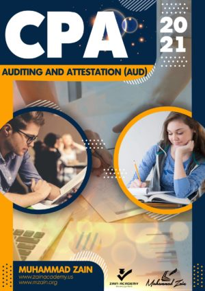 Auditing and Attestation (AUD) CPA Exam Review - 2021