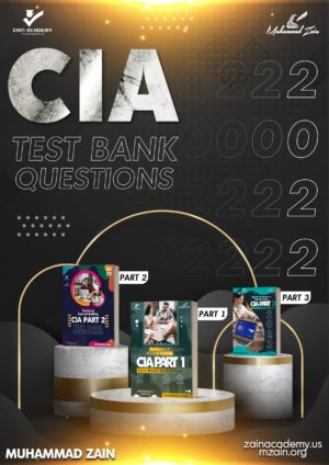 cia test bank questions 2022